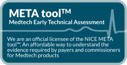 NICE META tool facilitating organisation