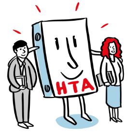 HTA character and people